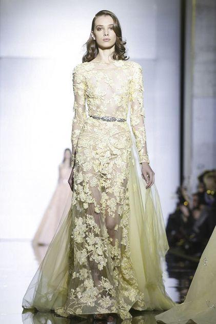 Zuhair Murad Couture Spring Summer 2015 Paris