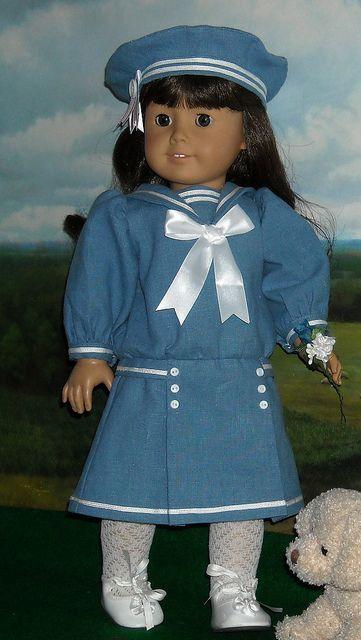 Sailor Sam 2 by Sugarloaf Doll Clothes, via Flickr