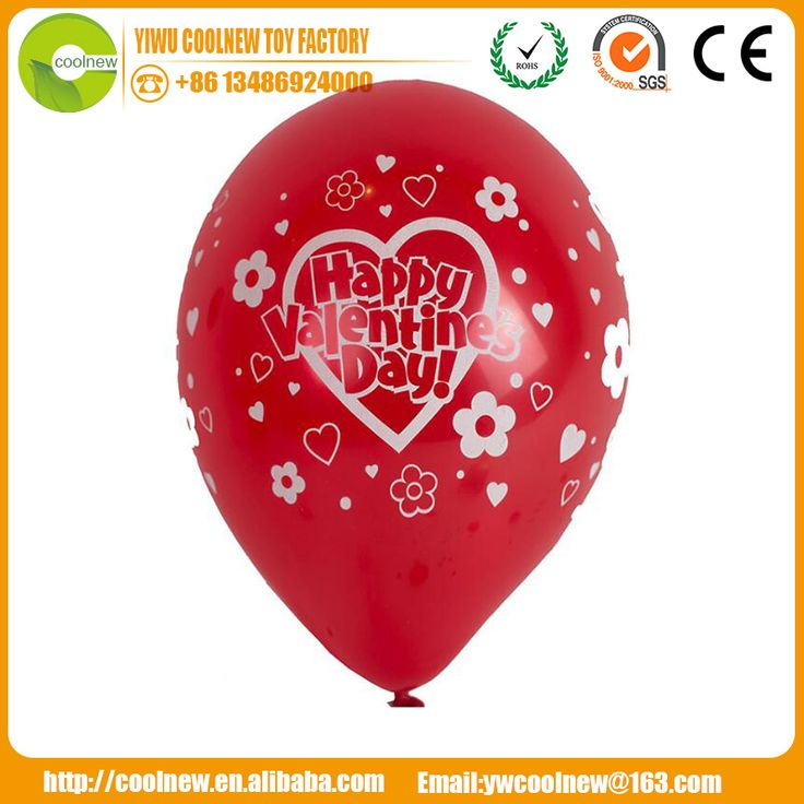 round latex balloons with rubber band