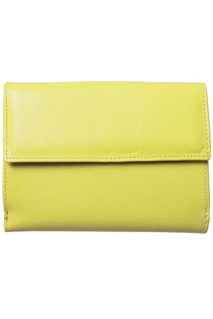 Womens French Wallet in Saffiano Leather: Amazon.co.uk: Clothing