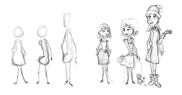 Character Design Essay : Best images about characters puppets armatures on