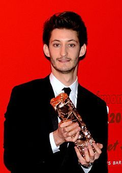"Pierre Niney 2015 ""Yves St Laurent"""