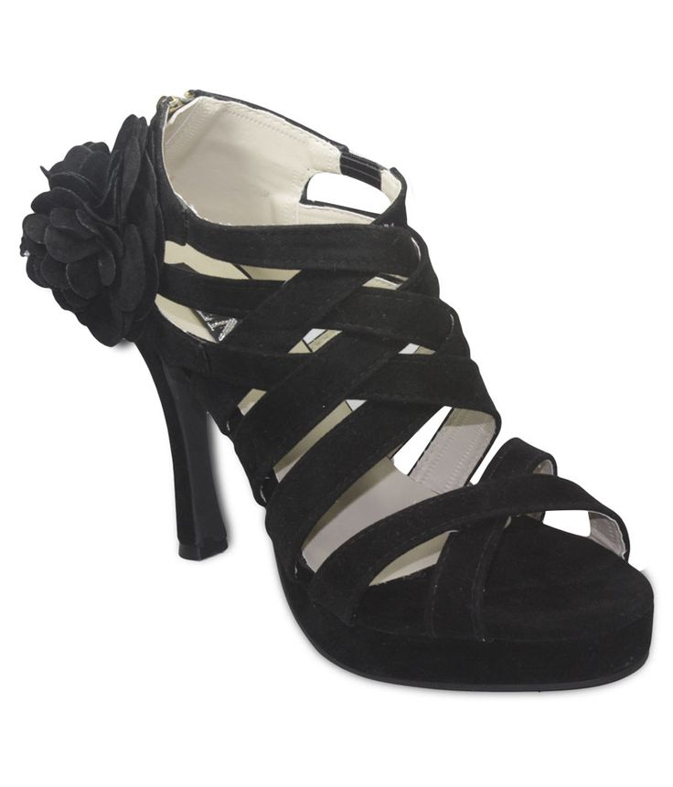 Black heels are must have for all the females out there. Take a pick!