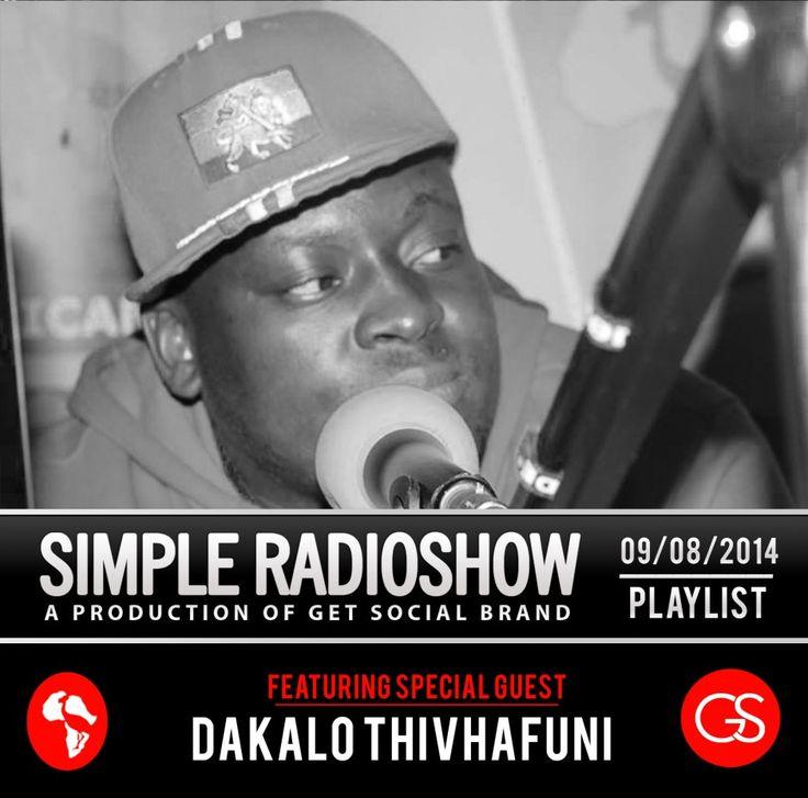 Simple Radio Show 09/08/2014 - Dakalo
