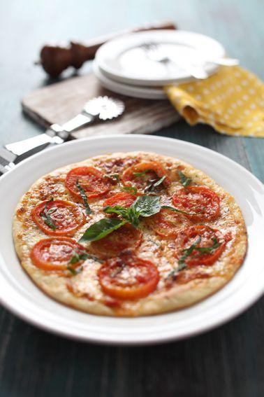 Margarita Pizza #bakerzin #bakerzinjkt #pizza