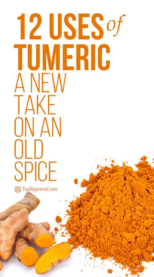 Top 12 Uses for Turmeric: A New Take on an Old Spice