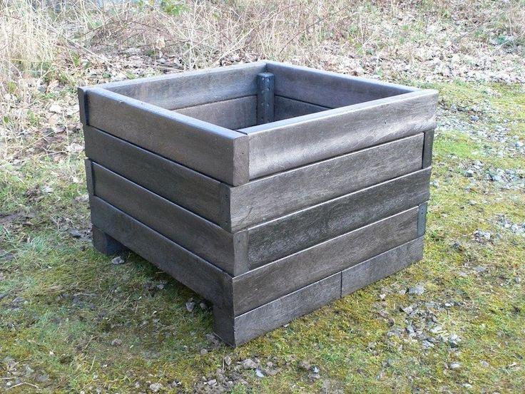 Extra large planters uk garden troughs garden ideas diy