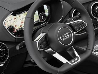 #Audi Shows-Off #NextGen TT #Dashboard Technology : via @CarBuzzcom