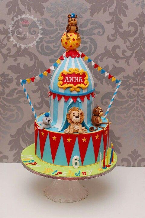 Ber ideen zu zirkustorten auf pinterest for Zirkus dekoration