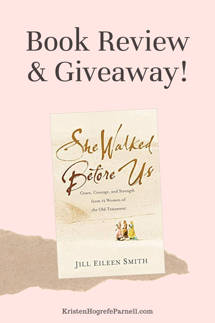She Walked Before Us is a beautiful blend of biblical fiction and non-fiction that will inspire and challenge your walk with God. #shewalkedbeforeus #biblestudy #bookreview #bookgiveaway