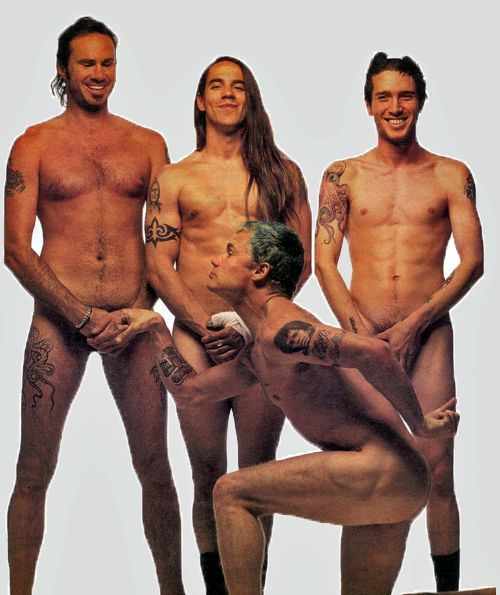Image result for rhcp band pic