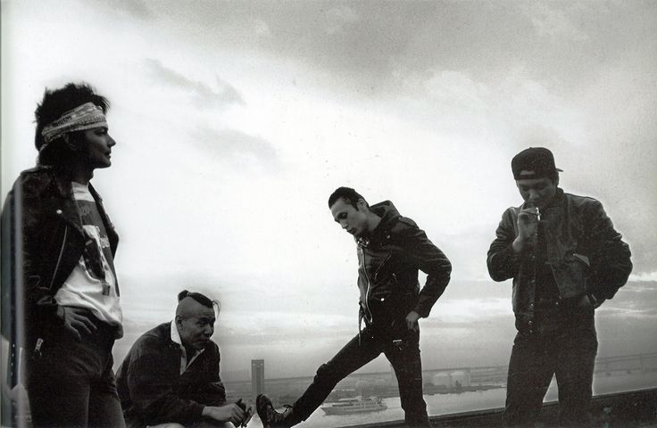 Japanese Punk Rock, 甲本 ヒロト, Hiroto Komoto, 真島 昌利, マーシー, ザ・ブルーハーツ, ブルハ, THE BLUE HEARTS