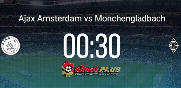 http://ift.tt/2AhQDX6 - www.banh88.info - BANH 88 - Soi kèo Giao Hữu: Ajax vs Monchengladbach 0h30 ngày 22/11/2017 Xem thêm : Đăng Ký Tài Khoản W88 thông qua Đại lý cấp 1 chính thức Banh88.info để nhận được đầy đủ Khuyến Mãi & Hậu Mãi VIP từ W88  (SoikeoPlus.com - Soi keo nha cai tip free phan tich keo du doan & nhan dinh keo bong da)  ==>> ĐĂNG KÝ M88 NHẬN NGAY KHUYẾN MẠI 100% CHO THÀNH VIÊN MỚI!  ==>> CƯỢC THẢ PHANH - RÚT VÀ GỬI TIỀN KHÔNG MẤT PHÍ TẠI W88  Soi kèo Giao Hữu: Ajax vs…