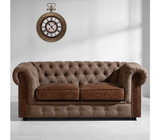 18 best Chesterfield-Style images on Pinterest Chesterfield - chesterfield sofa holz modern