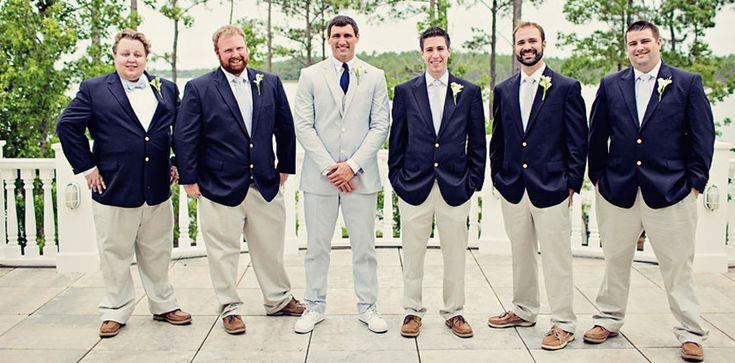 Wedding Attire Groomsmen