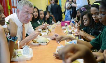 In New York City, Free Lunch For All Public School Students - Genius Kitchen