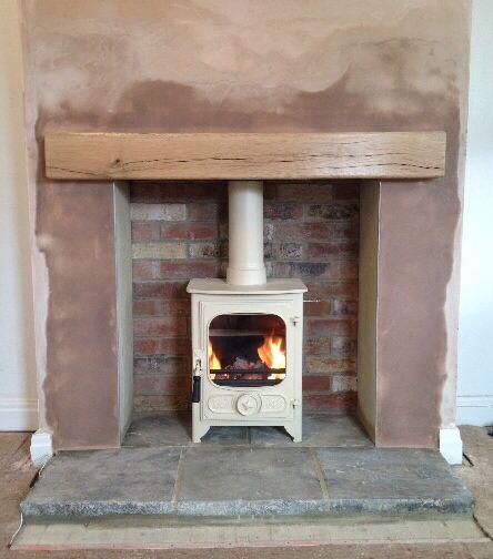 Like these bricks. Wood BurnerWood ... - 65 Best Images About Wood Burning Stoves On Pinterest Wood