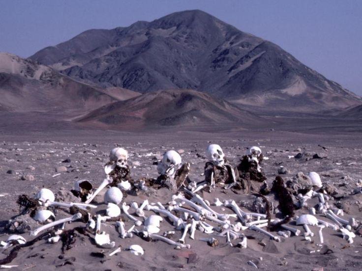 Chauchilla Cemetery   Nazca, Peru   History and Visitor ...
