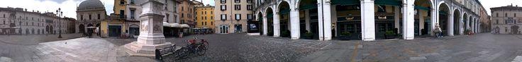 Brescia Piazza della Loggia by Alfredo Bonera