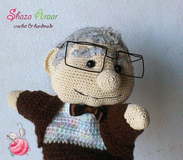 up doll crochet