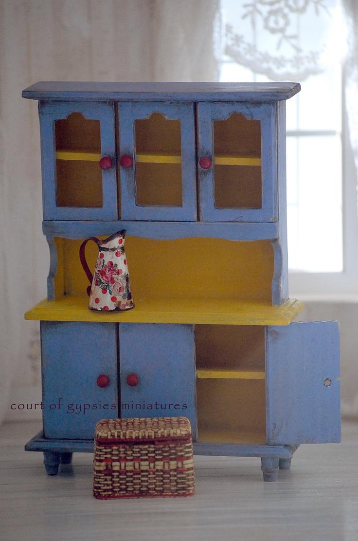 227 best miniatures kitchens images on pinterest miniature