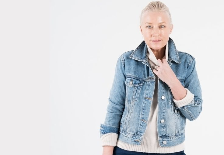 Why A Denim Jacket Will Always Be Right.