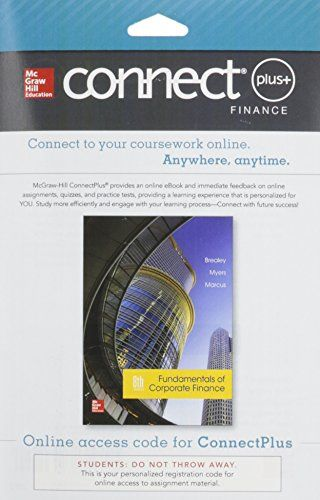 The 25 best mcgraw hill connect plus ideas on pinterest connect connect access card for fundamentals of corporate finance httpift fandeluxe Image collections
