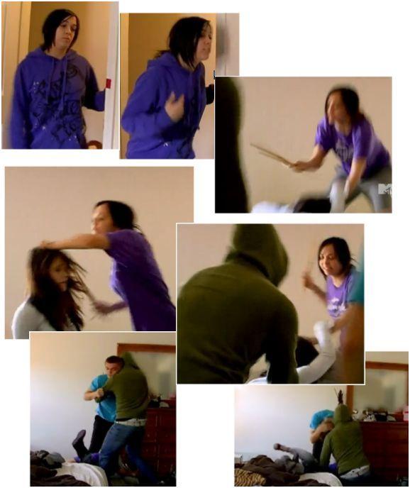 Teen Mom 2: Jenelle Beaten With Drum Sticks    http://www.ImBringingBloggingBack.com