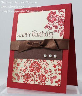 26 best Tart \ Tangy Card ideas images on Pinterest Card ideas - fresh example invitation card happy birthday