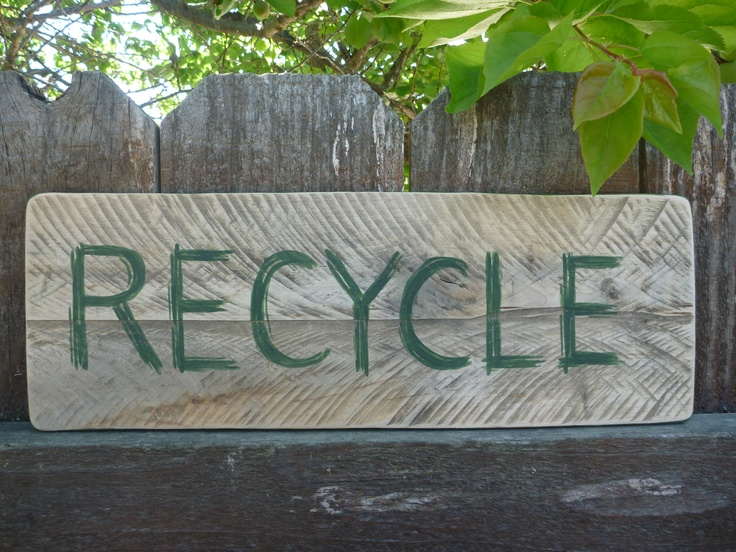 Recycle - detail