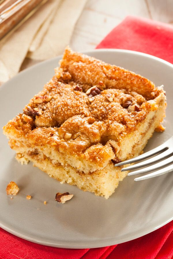 5 Egg Coffee Cake
