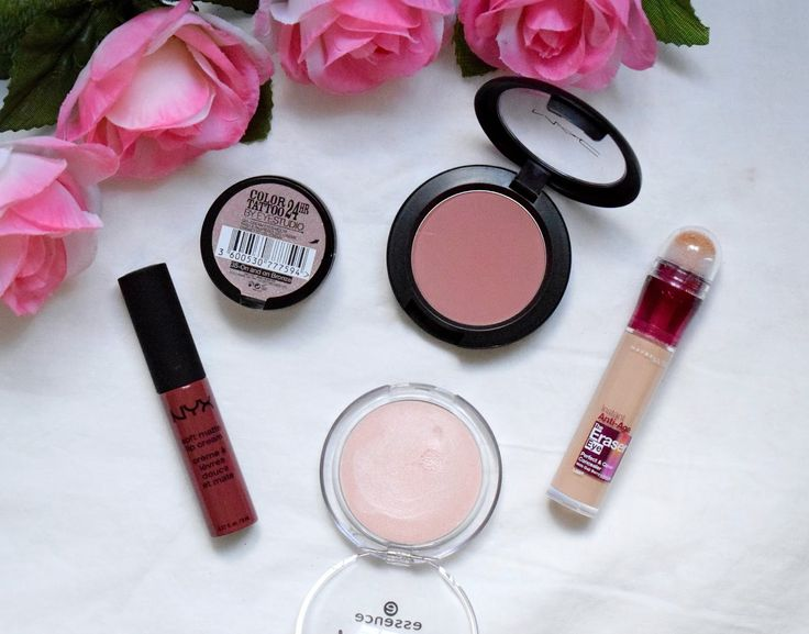 Carolina's Makeup Life : 5 Products To Use On The Go