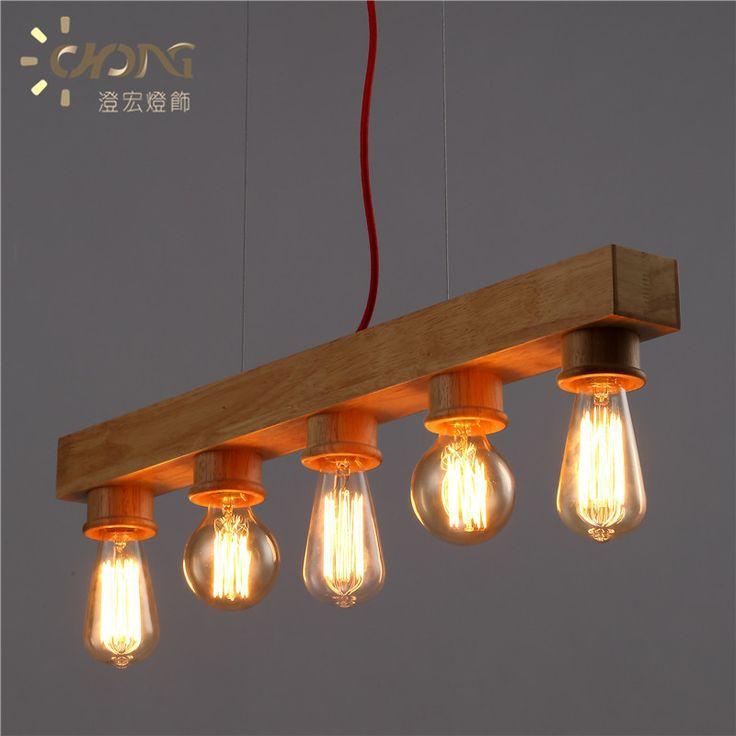 lampadario legno bar dellhotel lampadario fatto di cinese moderno ...