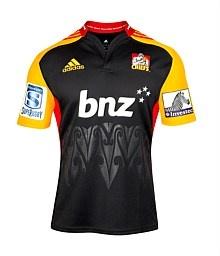 Chiefs Home Jersey Short Sleeve Jersey 2013