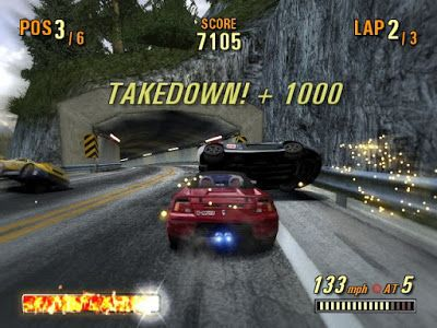 Kode Cheat Burnout 3: Takedown PS2 Lengkap