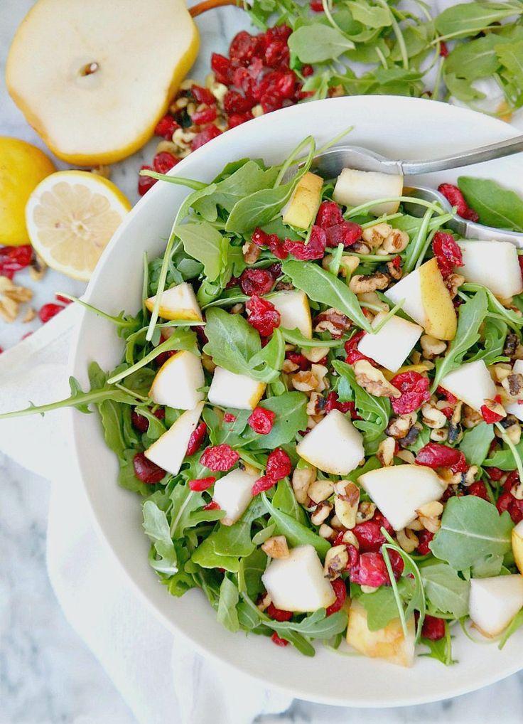 Best 25 pear walnut salad ideas on pinterest recipe for for Pear recipe ideas