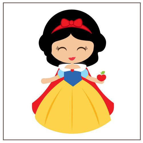 Snow White svg