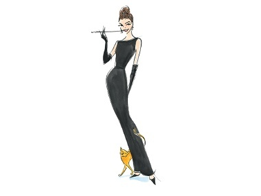 15 Best Images About 100 Dresses Sketches On Pinterest