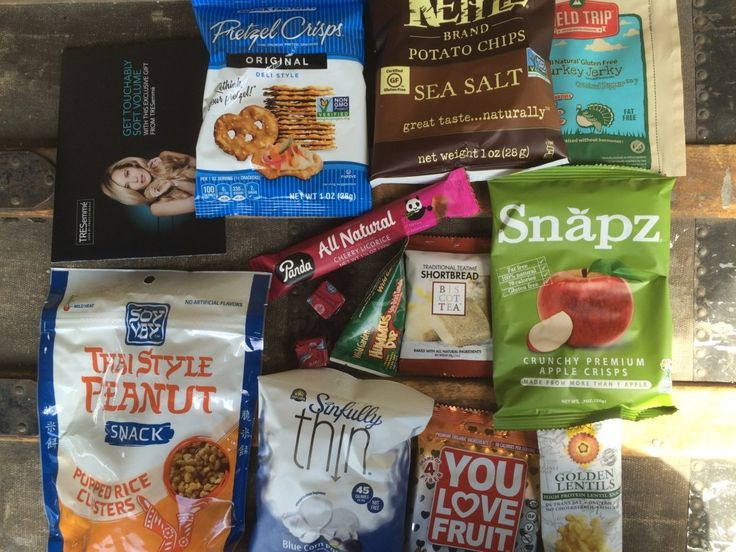 Love With Food June box review