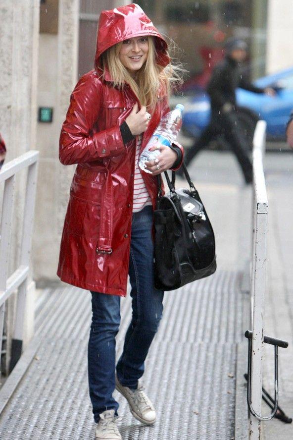 Fearne Cotton Fashion & Style - Pregnant & Bump Photos (Glamour.com UK)
