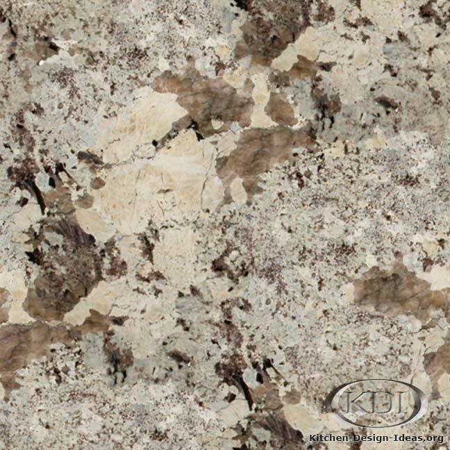 Alaska Granite  (Kitchen-Design-Ideas.org)
