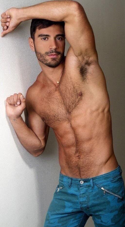 Hot gay men hairy