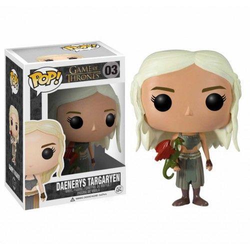 Funko Pop! Daenerys Targaryen, HBO, GOT, Funkomania, Séries