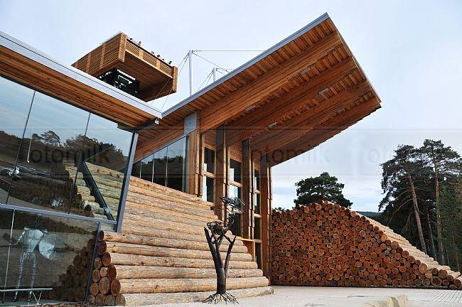 1000 images about casa de la madera pinares castilla y - La casa de madera ...
