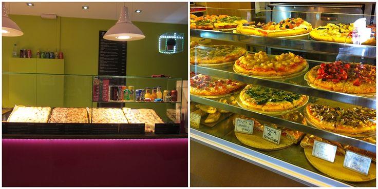 Peque as pizzerias buscar con google pizzeria for Decoracion pizzeria