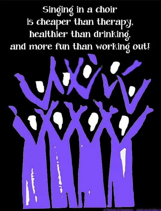 Choir! Choir Quotes, Humour & Inspiration Pinterest