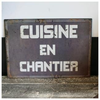 8 best images about travaux cuisine on pinterest - Deco cuisine vintage ...