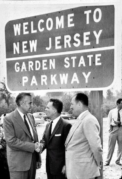 "Garden State Parkway Opening..... ""What Exit is Your Town on the Garden State Parkway?"""