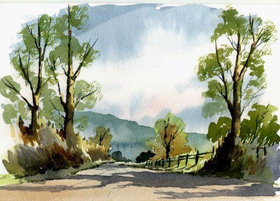 loose watercolors | Home > Gallery > painting loose ...