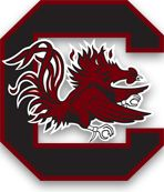 FRONT OF WIDGET - Free 2015 South Carolina Gamecocks Football Schedule Widget for Mac OS X - Go Cocks!  http://riowww.com/teamPages/South_Carolina_Gamecocks.htm